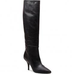 Kozaki PATRIZIA PEPE - 2V8223/A4H1-K103 Nero. Czarne buty zimowe damskie marki Patrizia Pepe, ze skóry. W wyprzedaży za 1499,00 zł.