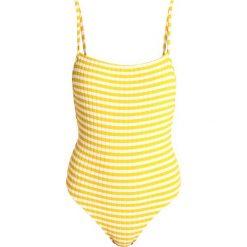 Stroje kąpielowe damskie: Solid & Striped THE CHELSEA Kostium kąpielowy mustard
