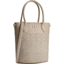 Torebka NOBO - NBAG-C3910-C015 Beżowy. Brązowe torebki klasyczne damskie Nobo, ze skóry ekologicznej, duże. W wyprzedaży za 139,00 zł.