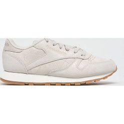Reebok Classic - Buty. Szare buty sportowe damskie reebok classic Reebok Classic, z gumy. W wyprzedaży za 349,90 zł.