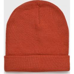Brave Soul - Czapka. Różowe czapki zimowe męskie Brave Soul, z dzianiny. W wyprzedaży za 19,90 zł.