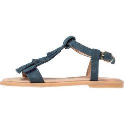 Sandały chłopięce: Bisgaard Sandały petrolio