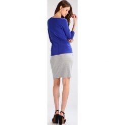 Spódniczki trapezowe: Kaffe JILLIAN SKIRT Spódnica trapezowa light grey melange