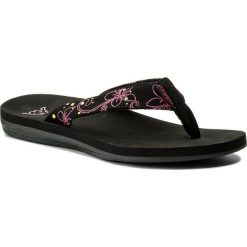 Chodaki damskie: Japonki KAPPA - Halulu 241757 Black/Pink 1122
