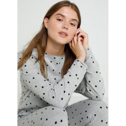 Bluzy rozpinane damskie: Juvia POLKA DOT Bluza grey melange