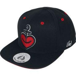 Astra Herzanker Snapback Cap Czapka Snapback czarny. Czarne czapki damskie marki Astra. Za 99,90 zł.