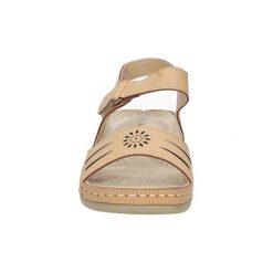 Rzymianki damskie: Sandały S.barski  Sandały  H25127