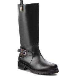 Kozaki PATRIZIA PEPE - 2V8215/A483-K103 Nero. Czarne buty zimowe damskie Patrizia Pepe, ze skóry. Za 1589,00 zł.