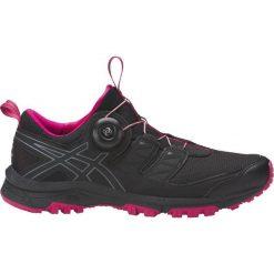 Buty do biegania damskie ASICS GEL-FUJIRADO / T7F7N-9097. Czarne buty sportowe damskie marki Asics, do biegania. Za 349,00 zł.