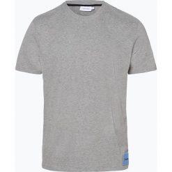 T-shirty męskie: Calvin Klein - T-shirt męski, szary