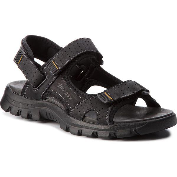 c80845cde05f0 Sandały GINO ROSSI - Cree MN2662-TWO-BN00-9900-T 99 - Czarne sandały ...