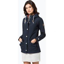 Derbe - Kurtka damska typu softshell, niebieski. Niebieskie kurtki damskie marki Derbe, z materiału. Za 549,95 zł.
