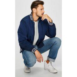 Tommy Jeans - Kurtka bomber. Szare kurtki męskie bomber marki Tommy Jeans, l, z jeansu. Za 799,90 zł.