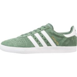 Adidas Originals 350 Tenisówki i Trampki trace green/footwear white/gold metallic. Zielone tenisówki męskie adidas Originals, z materiału. W wyprzedaży za 227,40 zł.