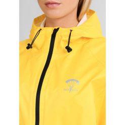 Packmack PARACHUTE FULL ZIP Kurtka przeciwdeszczowa yellow cab. Żółte kurtki męskie Packmack, l, z materiału. Za 389,00 zł.