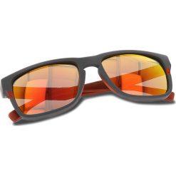 Okulary przeciwsłoneczne BOSS - 0916/S Mtgreydkred 1XA. Czerwone okulary przeciwsłoneczne damskie marki Boss. W wyprzedaży za 659,00 zł.