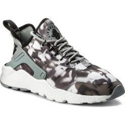 Buty NIKE - Air Huarache Run Ultra Print 844880 001 Stealth/Black/White. Szare buty sportowe damskie Nike, z materiału. W wyprzedaży za 399,00 zł.