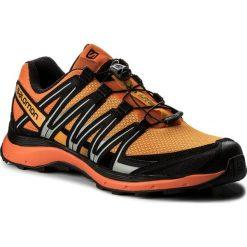Buty SALOMON - Xa Lite 400710 29 W0 Bright Marigold/Scarlet Ibis/Black. Brązowe buty sportowe męskie marki Salomon, z materiału, na sznurówki, do biegania. W wyprzedaży za 339,00 zł.