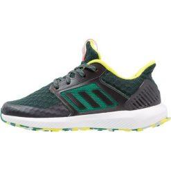 Adidas Performance RAPIDARUN COOL Obuwie do biegania treningowe carbon/semi solar yellow/bold green. Szare buty sportowe chłopięce adidas Performance, z gumy. Za 249,00 zł.
