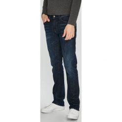 Tommy Jeans - Jeansy Scanton. Niebieskie jeansy męskie regular Tommy Jeans, z bawełny. Za 499,90 zł.