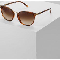 Burberry Okulary przeciwsłoneczne brown. Czarne okulary przeciwsłoneczne damskie lenonki marki Burberry. Za 819,00 zł.