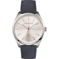 Lacoste - Zegarek 2010909. Szare zegarki męskie Lacoste, szklane. Za 599,90 zł.