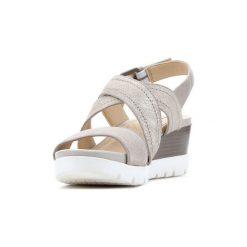 Sandały Geox  D Marykarmen D828AB 077LS C2235. Brązowe sandały trekkingowe damskie marki Geox. Za 345,10 zł.