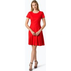 HUGO - Sukienka damska – Klesinia, czerwony. Czerwone sukienki balowe HUGO, z klasycznym kołnierzykiem. Za 899,95 zł.