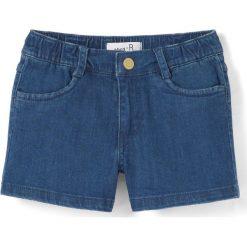 Spodenki dziewczęce: Szorty jeansowe 3-12 lat