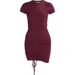 Sukienki hiszpanki: Moves NAO Sukienka z dżerseju eggplant