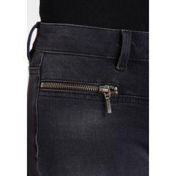 Freeman T. Porter CAMILA Jeansy Slim Fit used black. Niebieskie jeansy damskie marki Freeman T. Porter. W wyprzedaży za 229,50 zł.