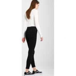 Even&Odd Jeans Skinny Fit black denim. Czarne boyfriendy damskie Even&Odd. Za 129,00 zł.