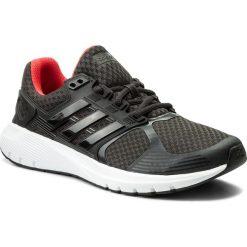 Buty adidas - Duramo 8 CP8750 Carbon/Carbon/Reacor. Czarne buty do biegania damskie marki Adidas, z kauczuku. W wyprzedaży za 219,00 zł.