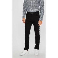 Jack & Jones - Spodnie. Szare rurki męskie Jack & Jones, z bawełny. W wyprzedaży za 119,90 zł.
