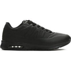 Czarne Buty Sportowe Repertuar. Czarne buty skate męskie marki Asics, do piłki nożnej. Za 99,99 zł.