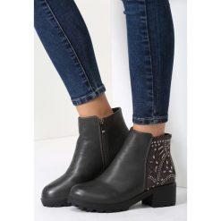 Szare Botki La Bamba. Szare buty zimowe damskie vices. Za 99,99 zł.