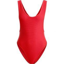 Stroje jednoczęściowe: TWIIN SUNSET ONE PIECE Kostium kąpielowy bright red