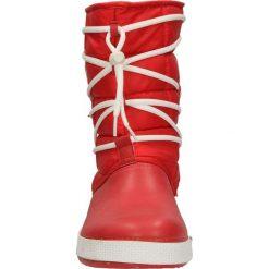 Buty zimowe damskie: ŚNIEGOWCE CASU CH75514