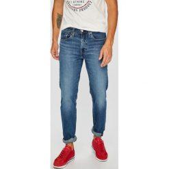 Levi's - Jeansy 514. Brązowe jeansy męskie regular Levi's®. Za 299,90 zł.