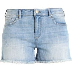 Odzież damska: Armani Exchange Szorty jeansowe indigo denim