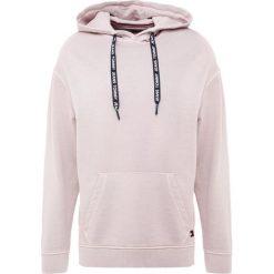 Kardigany męskie: Tommy Jeans CONTEMPORARY HOODIE Bluza z kapturem violet ice