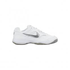 Buty tenisowe Nike Court Lite damskie. Czarne buty do tenisu damskie marki Kazar, z nubiku, przed kolano, na wysokim obcasie. Za 199,99 zł.