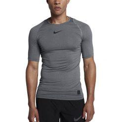 Nike Koszulka męska NP Top SS Comp szara r. L (838091-091). Szare koszulki sportowe męskie marki Nike, l. Za 97,11 zł.