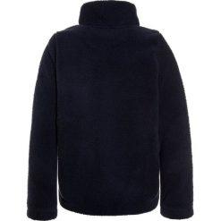 Bluzy chłopięce: Benetton Bluza z polaru dark blue