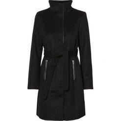 Płaszcze damskie: Vero Moda PRATO RICH  Płaszcz wełniany /Płaszcz klasyczny black beauty