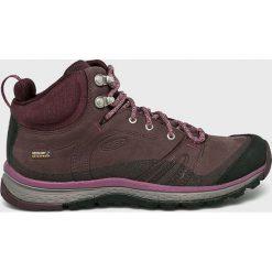 Buty trekkingowe damskie: Keen - Buty Terradora Leather Mid