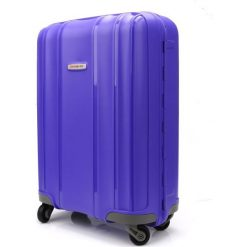 Walizka Passenger fioletowa r. M. Fioletowe walizki marki SWISSBAGS. Za 722,00 zł.