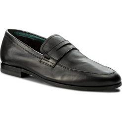 Półbuty FABI - FU8952A Nero. Czarne buty wizytowe męskie Fabi, ze skóry. W wyprzedaży za 899,00 zł.