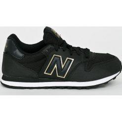 New Balance - Buty GW500KGK. Czarne buty sportowe damskie marki New Balance, z materiału. W wyprzedaży za 239,90 zł.