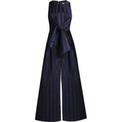 Kombinezony damskie: Closet Kombinezon black/blue